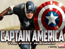 Captain America - The First Avenger Scratch